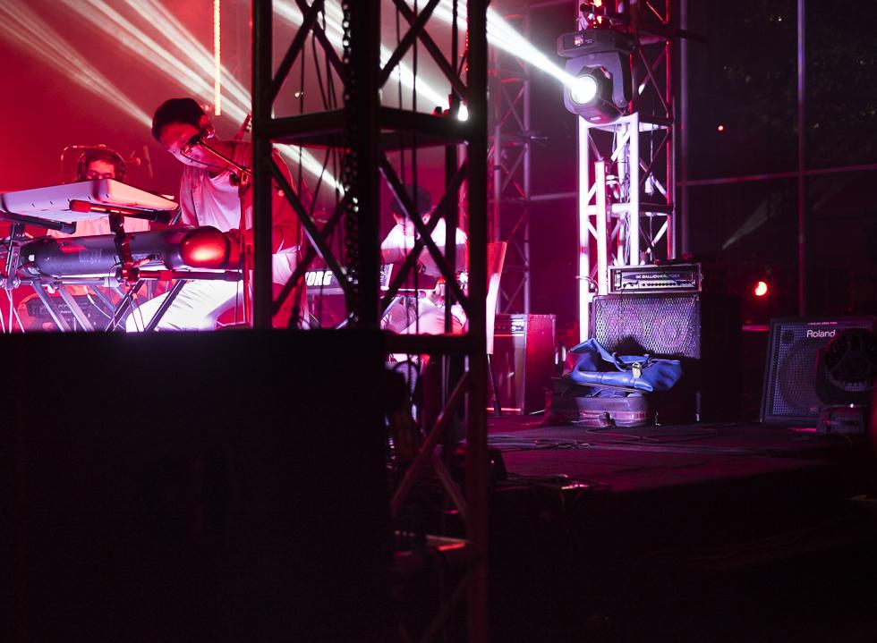 Rhye's Debut in Jakarta
