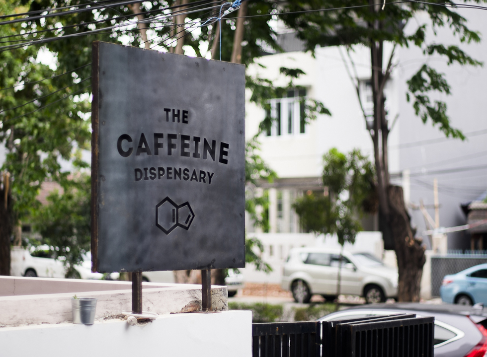 The Caffeine Dispensary's Coffee Prescription