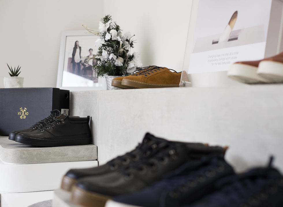 Havehad: Stepping Up the Sneakers Game
