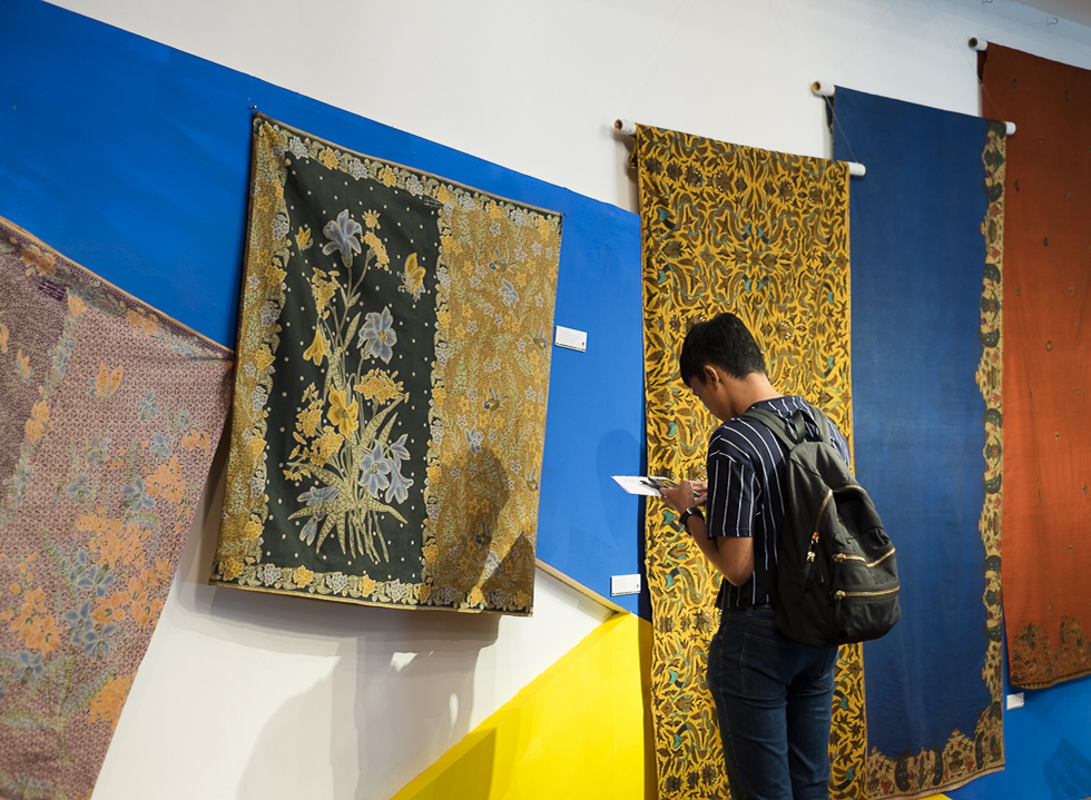 IKON: An Exhibition on the Archipelago's Textile Heritage