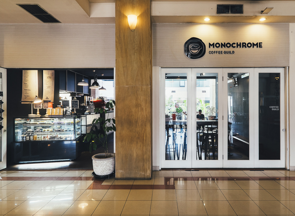 Monochrome Coffee Guild
