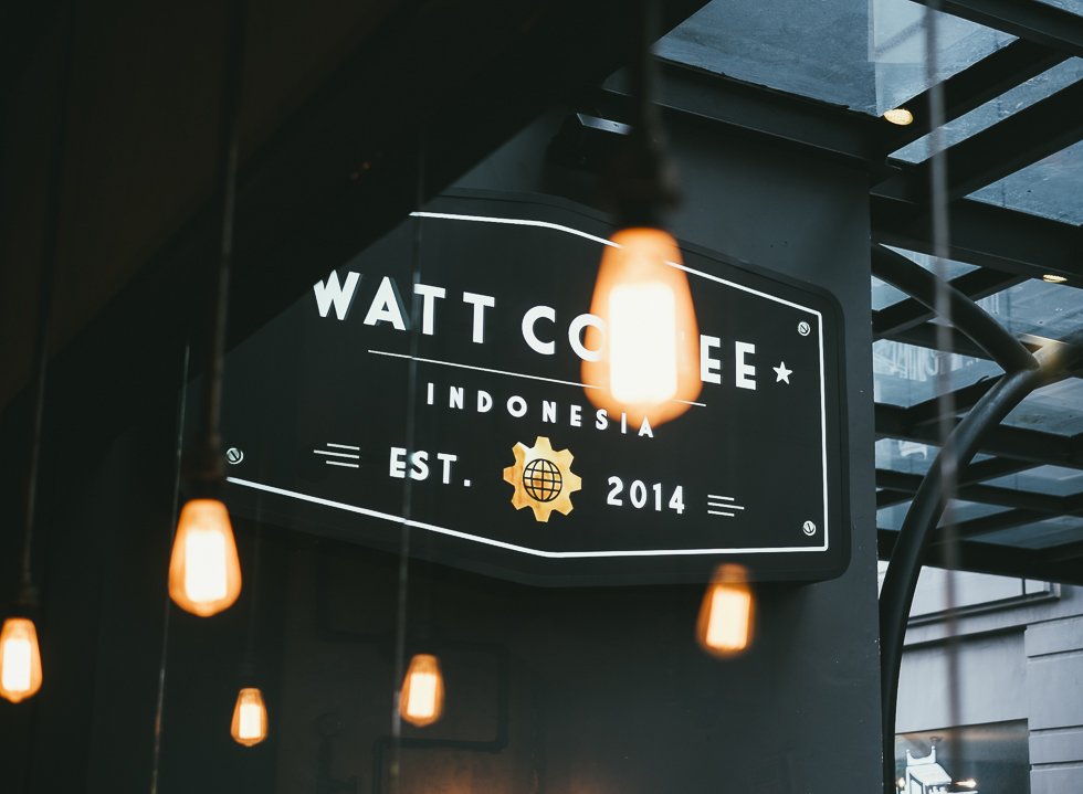 Watt Coffee (Bangka)