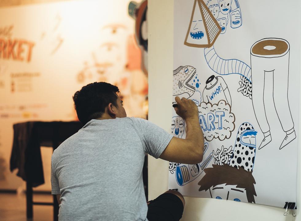 Catalyst Art Market Vol. 6: #MyArtMyLiving