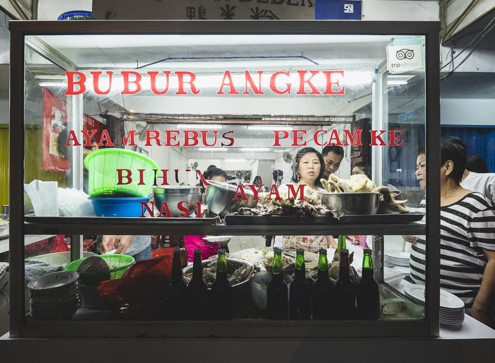 The Long Wait for Bubur Angke THI