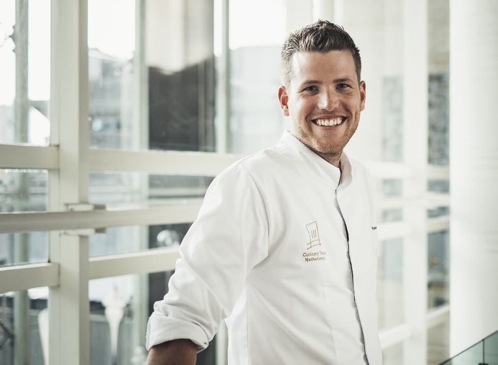 In the Kitchen with Pastry Chef Robin Hoedjes