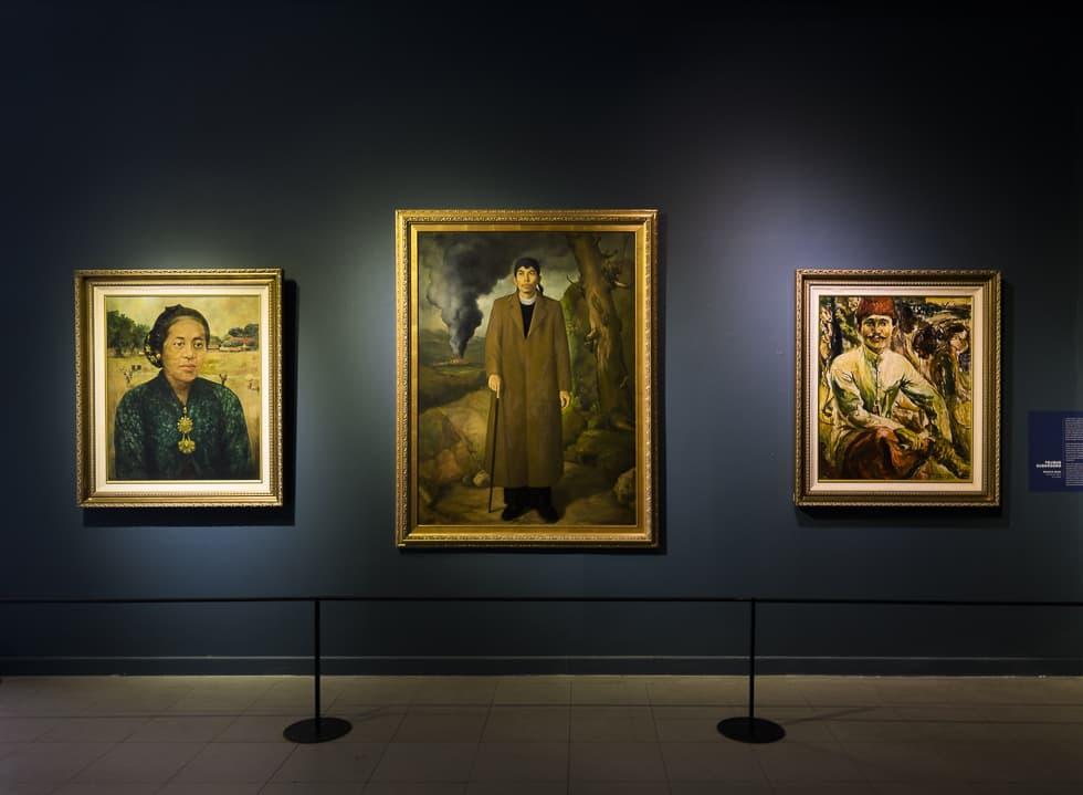 "The Strokes of Independence 17|71: ""Goresan Juang Kemerdekaan"" at Galeri Nasional"