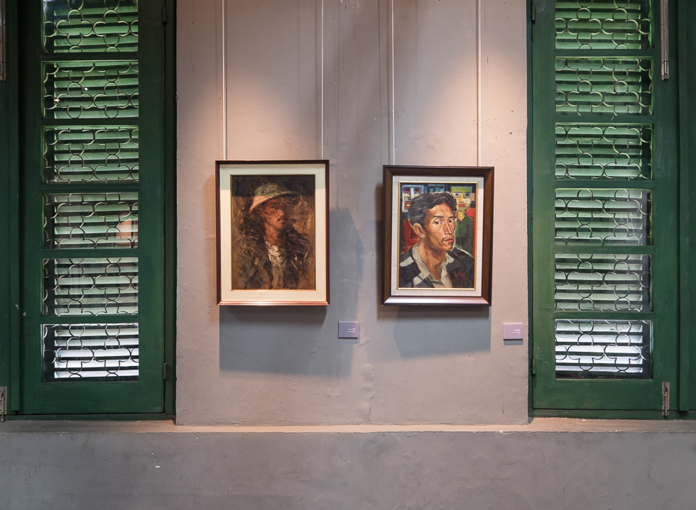 Jati Diri: Periskop Seni Rupa Indonesia
