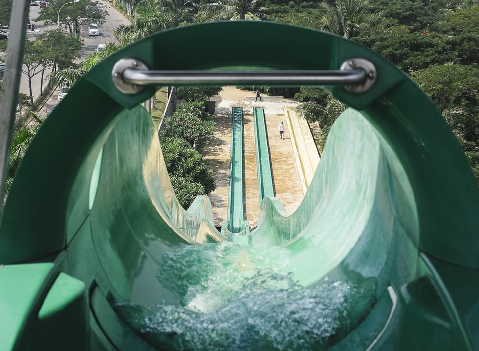 Manual Excursion: Waterbom