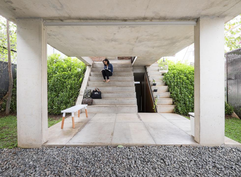 A Session with Studio Dasar: SUB Architecture Studio