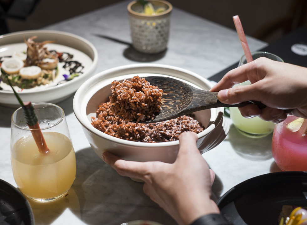 An Edible Story of Indonesia at NUSA