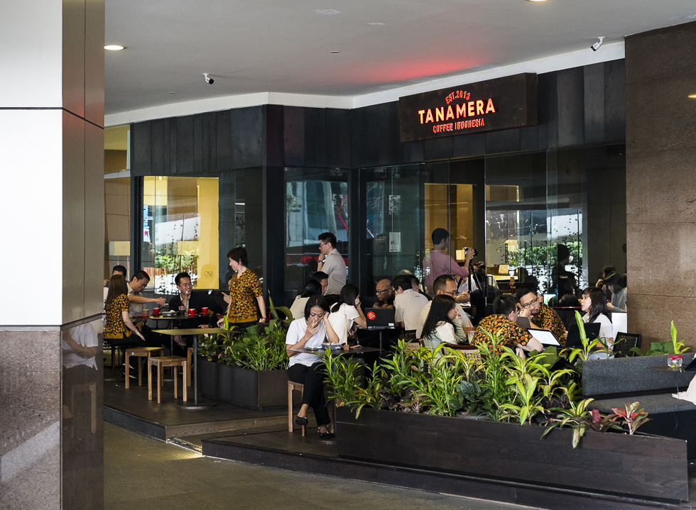 Tanamera Opens in Pacific Place