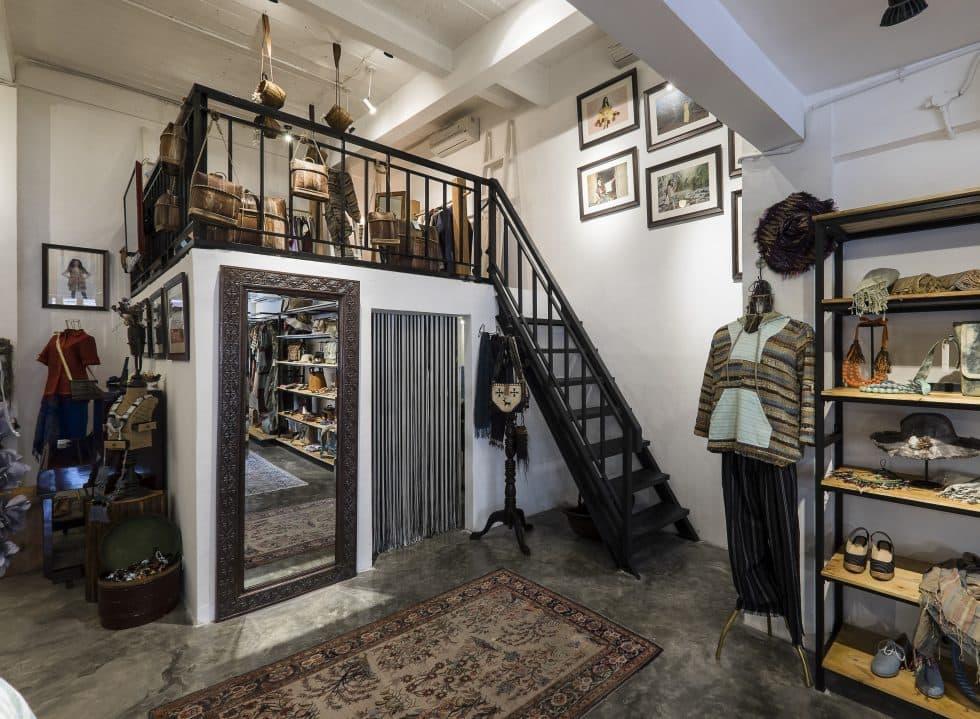 LEKAT: House of Baduy