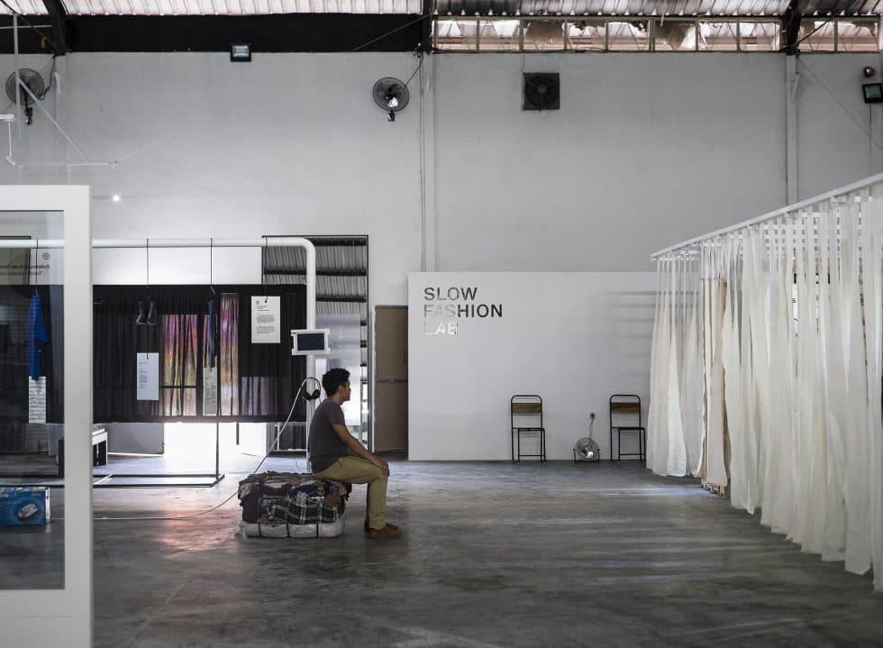 IKAT/eCUT: From Fast Fashion to Slow Fashion