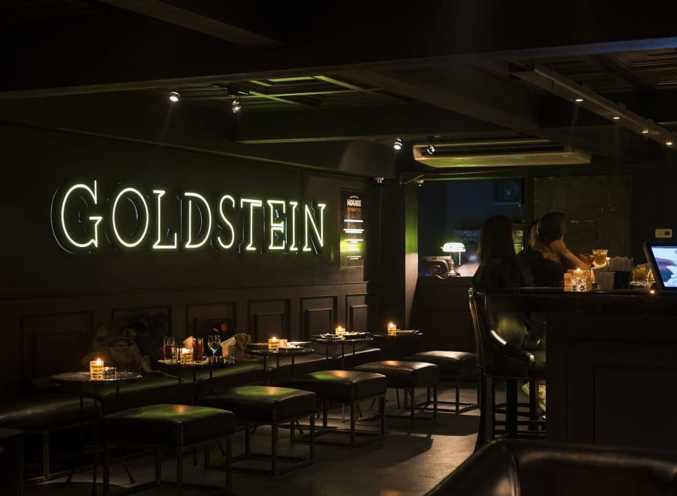Stay Golden at Goldstein