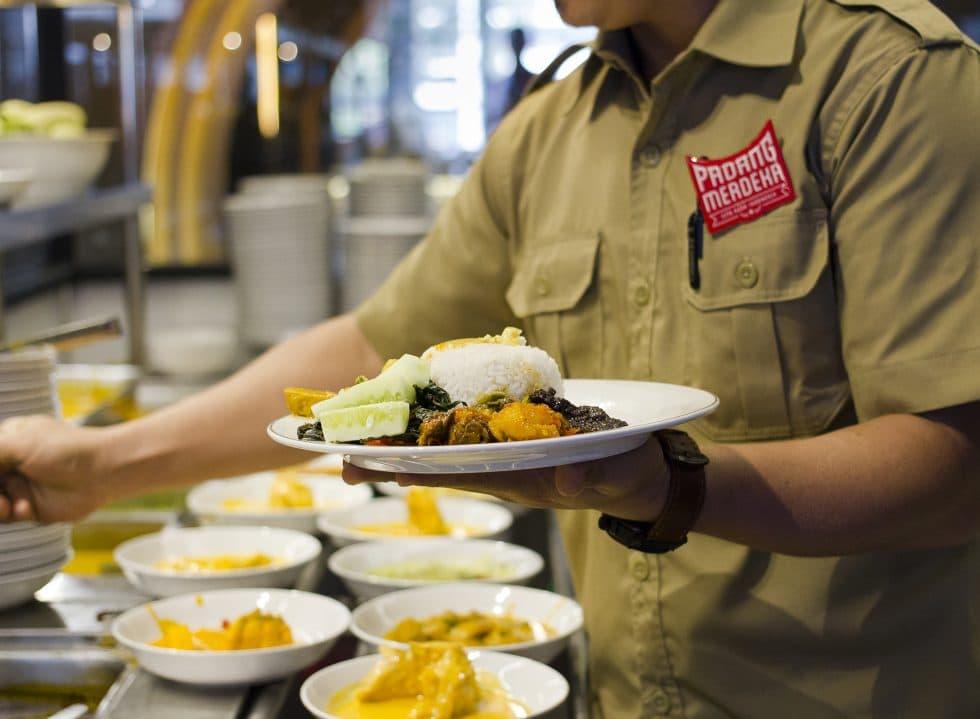 The Feast at Padang Merdeka