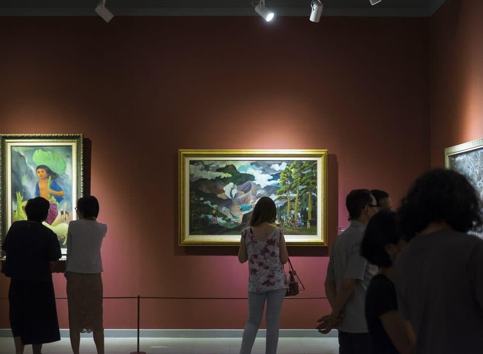 Senandung Ibu Pertiwi At Galeri Nasional