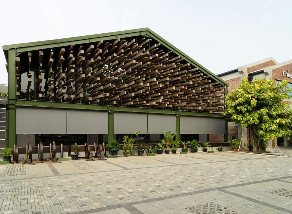 Kayu Kayu: The Pride of Alam Sutera