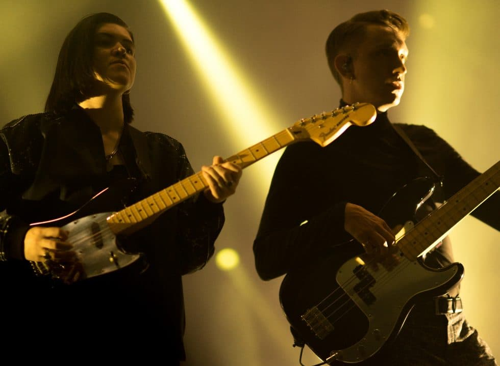 "The xx: ""I See You"" Tour 2018 in Jakarta"
