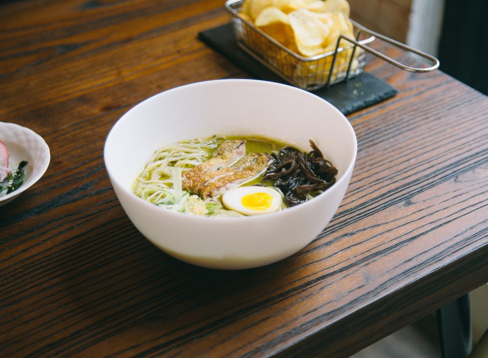 Take a Slurp at Yoisho Ramen