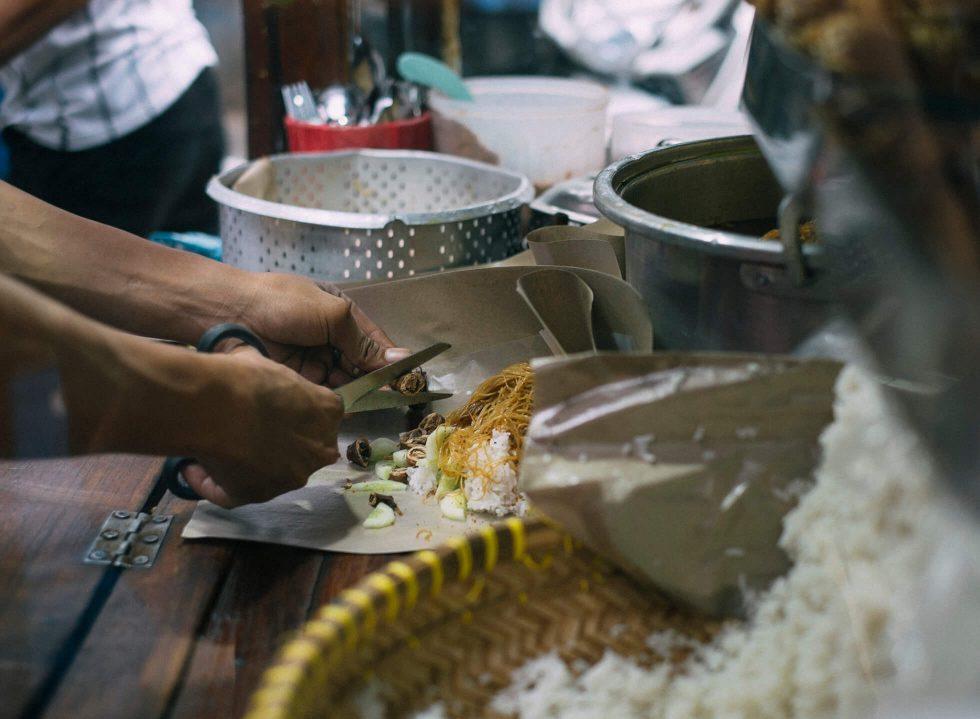 The Perennial Nasi Ulam Misdjaya