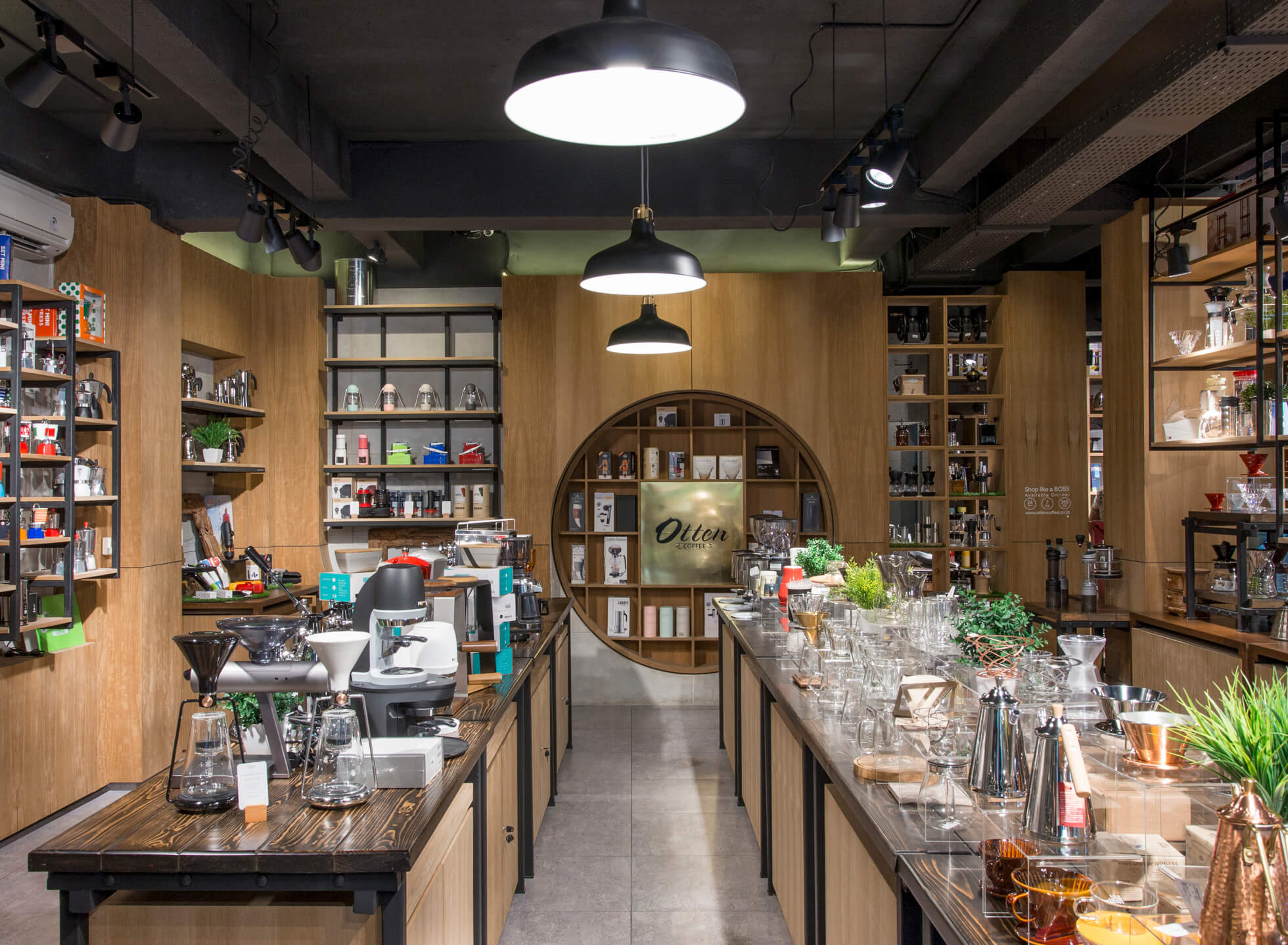 All Things Coffee at Otten Coffee