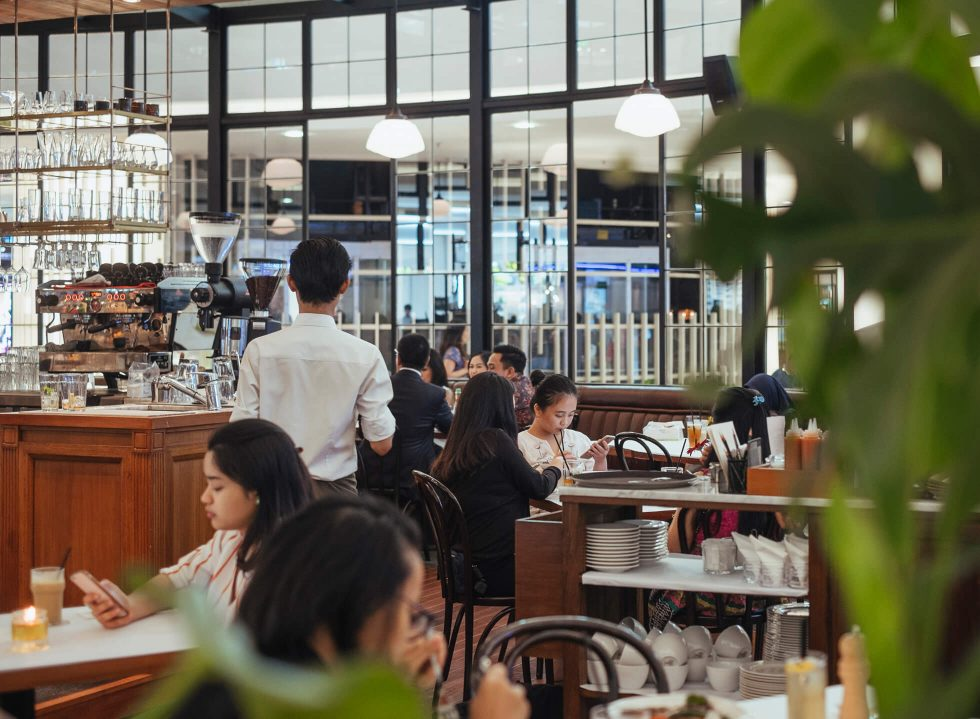 UNION Café (Senayan City)