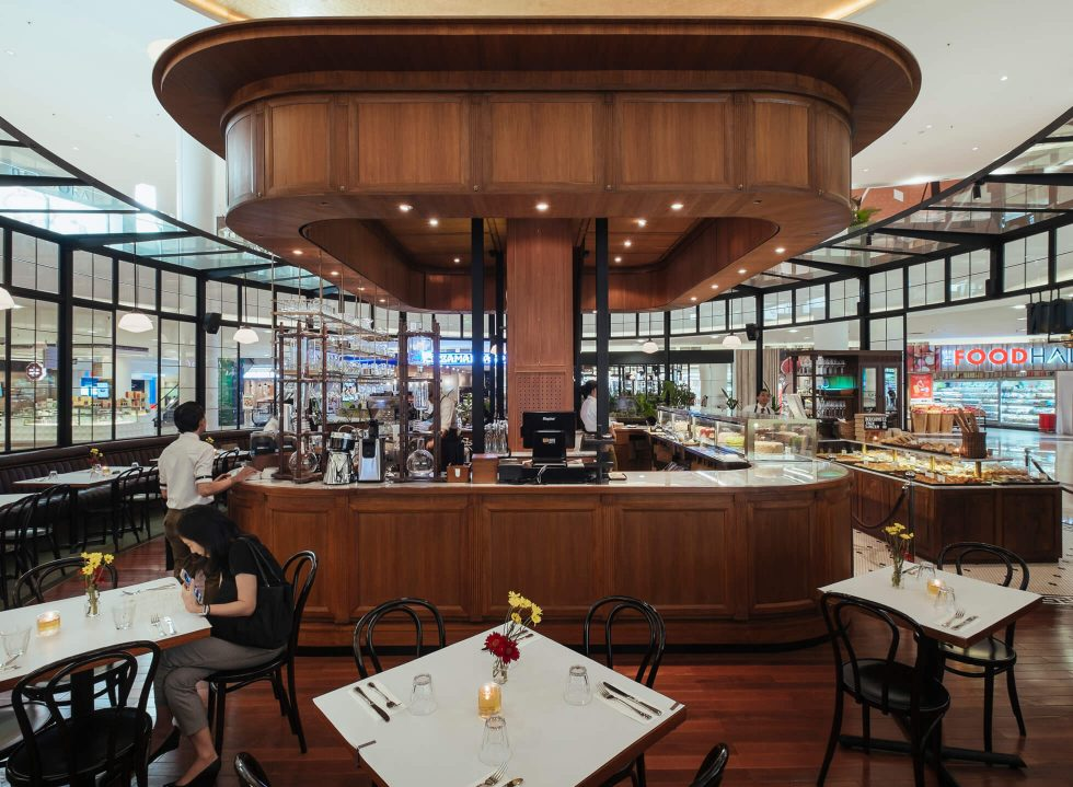 Convivial Time at UNION Café's New Branch