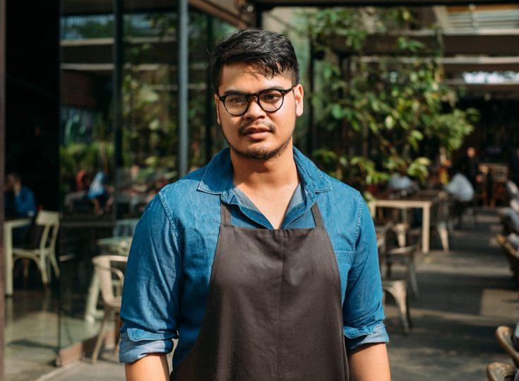In the Kitchen with Chef Aditya Muskita