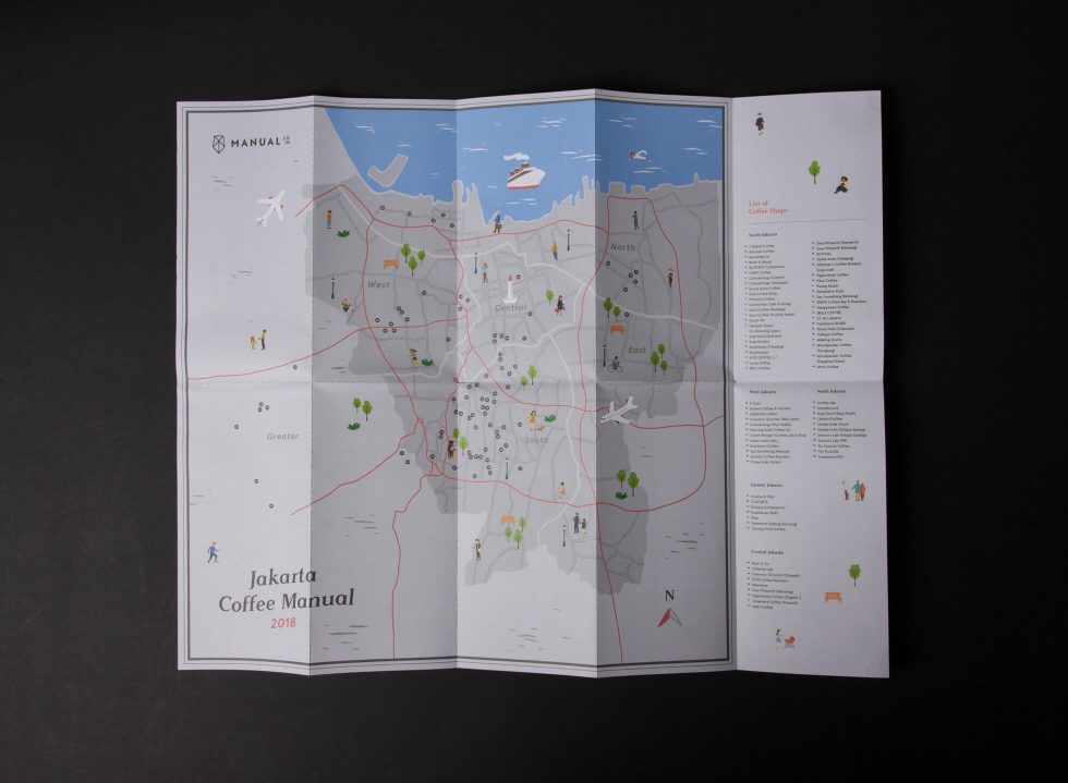 Jakarta Coffee Manual 2018