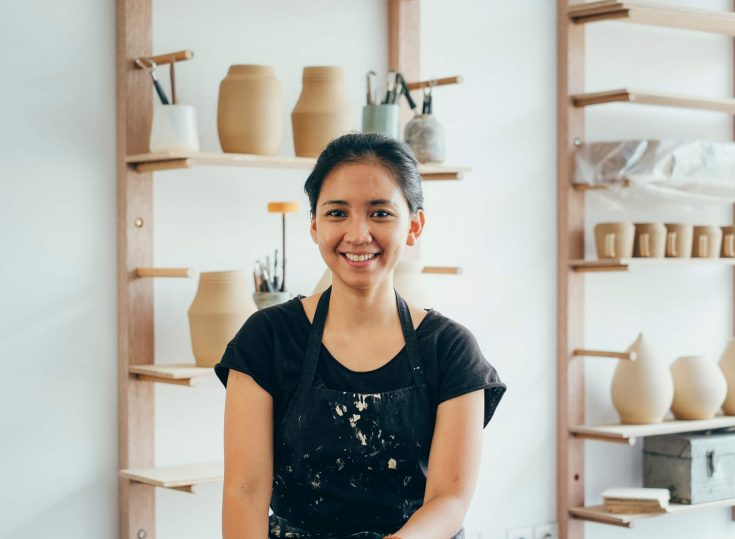A Meditation on Pottery with Ayu Larasati