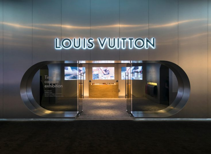 Louis Vuitton: Time Capsule Exhibition Jakarta