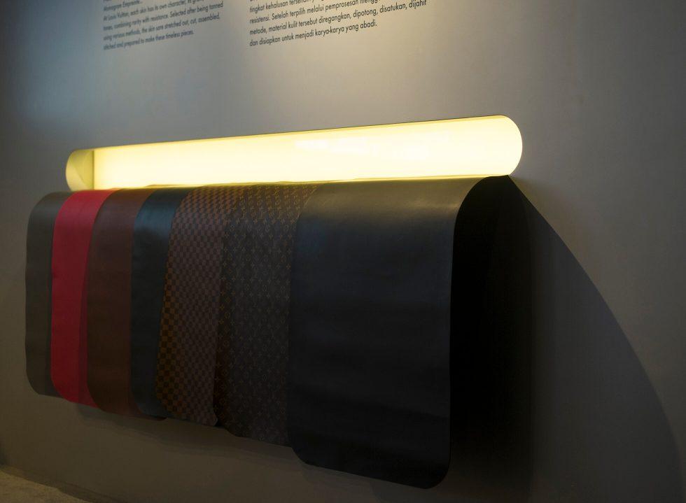 Louis Vuitton: Time Capsule Exhibition Jakarta