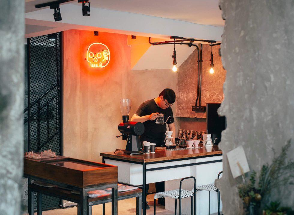 The (Coffee) SMITH Reaches Gandaria