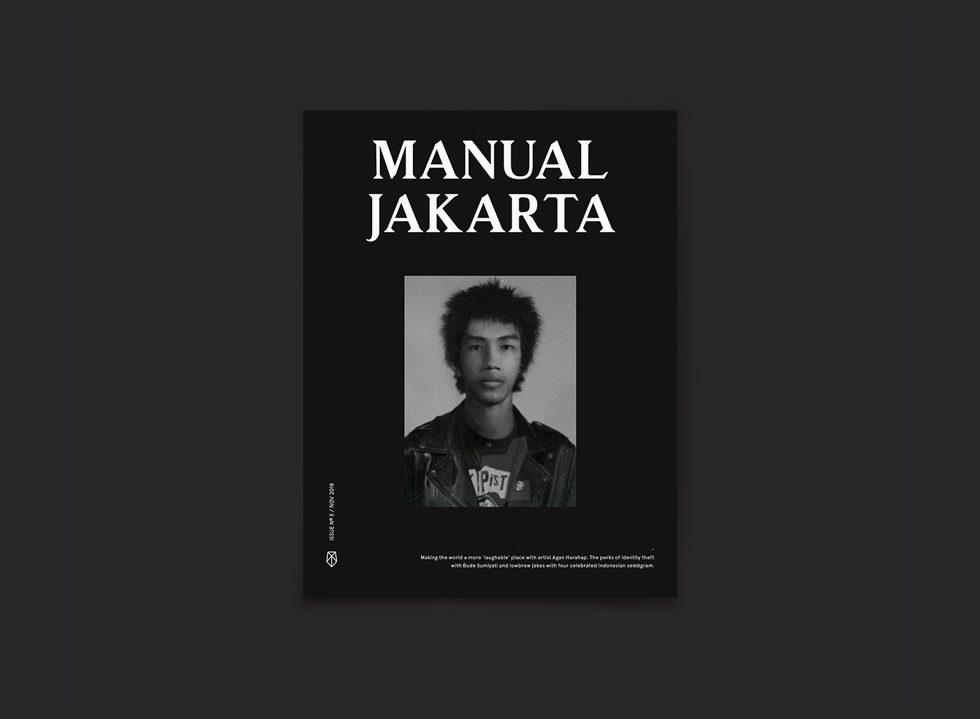 Manual Jakarta Print Issue No. 3