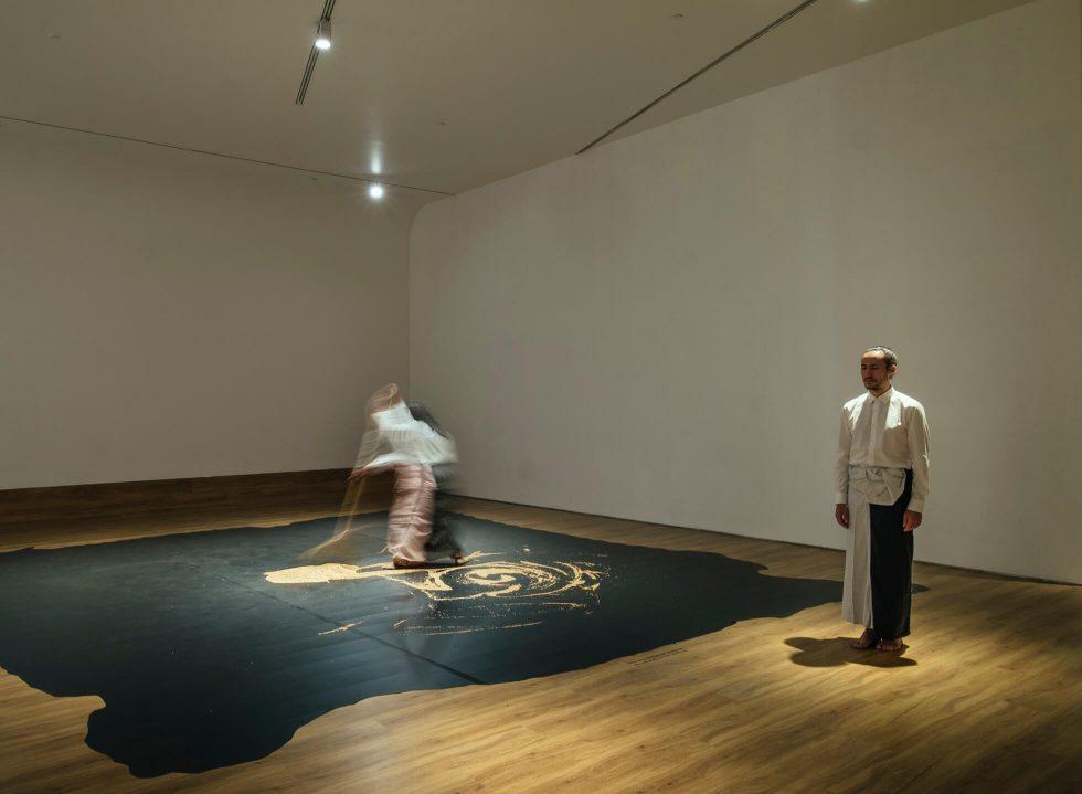Museum Macan: Arahmaiani, Lee Mingwei & On Kawara