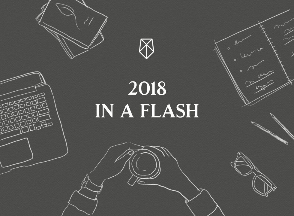 2018 in a Flash