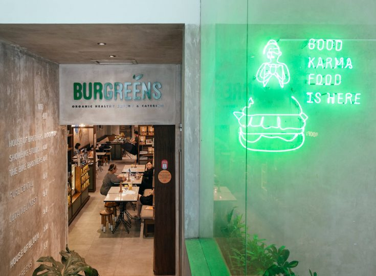 A Wellness Retreat at Burgreens Menteng
