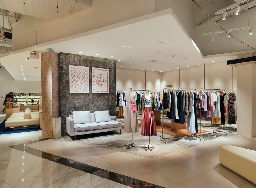 LUMINE's New Retail Culture in Jakarta