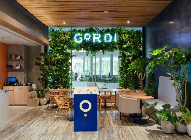 A Prescribed Visit to Gordi