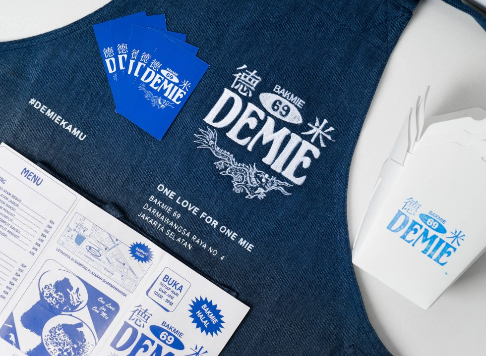 A Matter of Design: DEMIE Bakmie