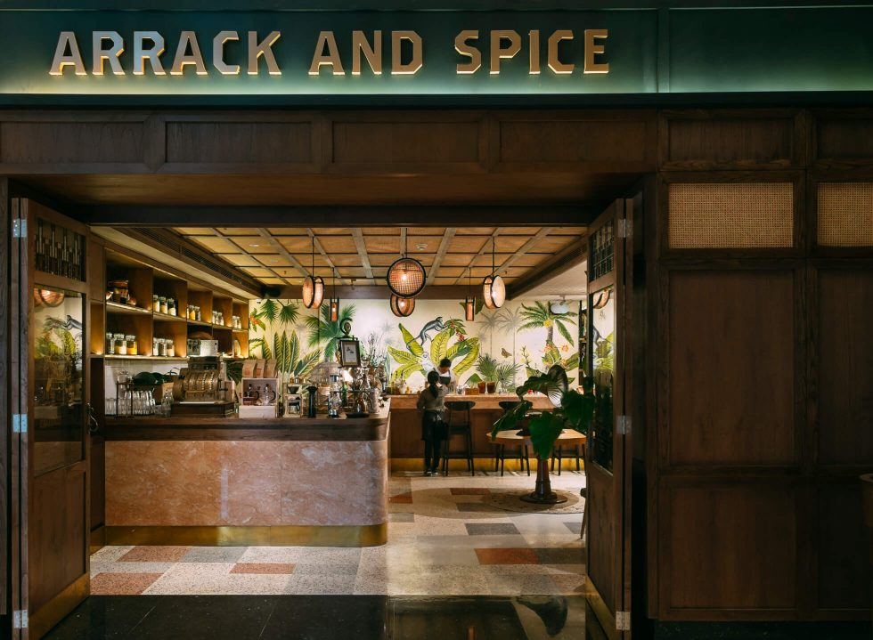 A Sip of Arrack & Spice