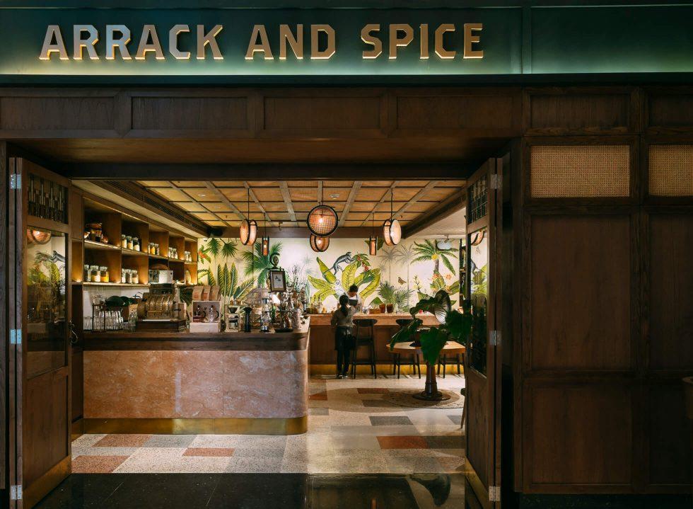 Arrack & Spice
