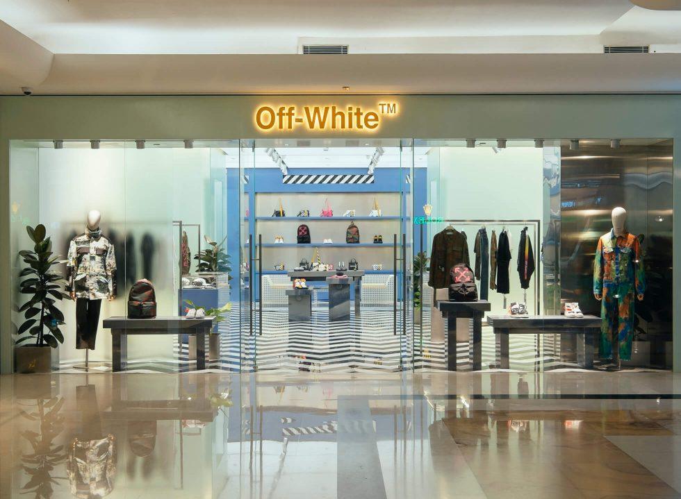 Off-White Lands in Jakarta