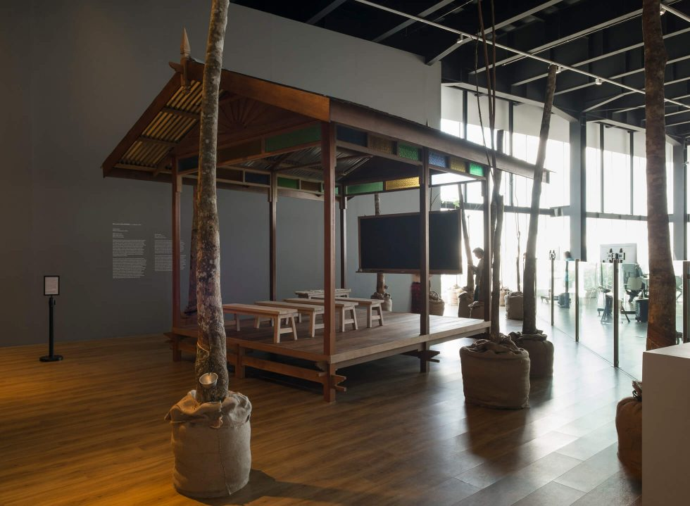 On Matter and Place at Museum MACAN