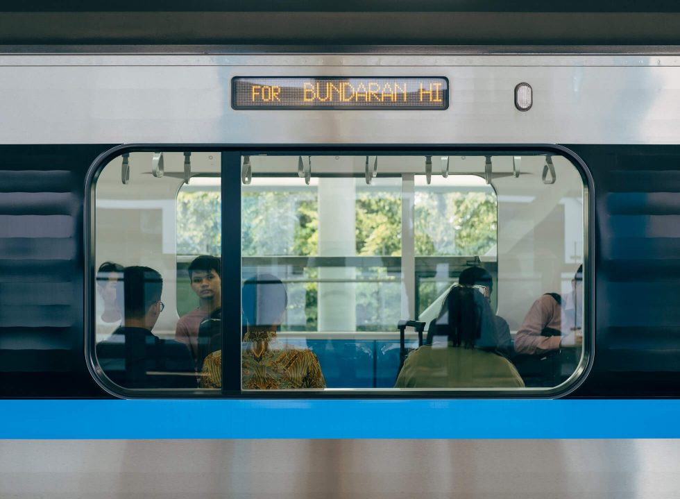MRT Trains for your Thoughts