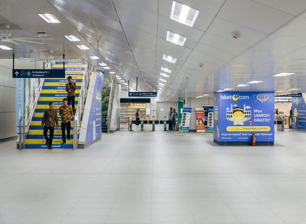 Manual Excursion: MRT Jakarta