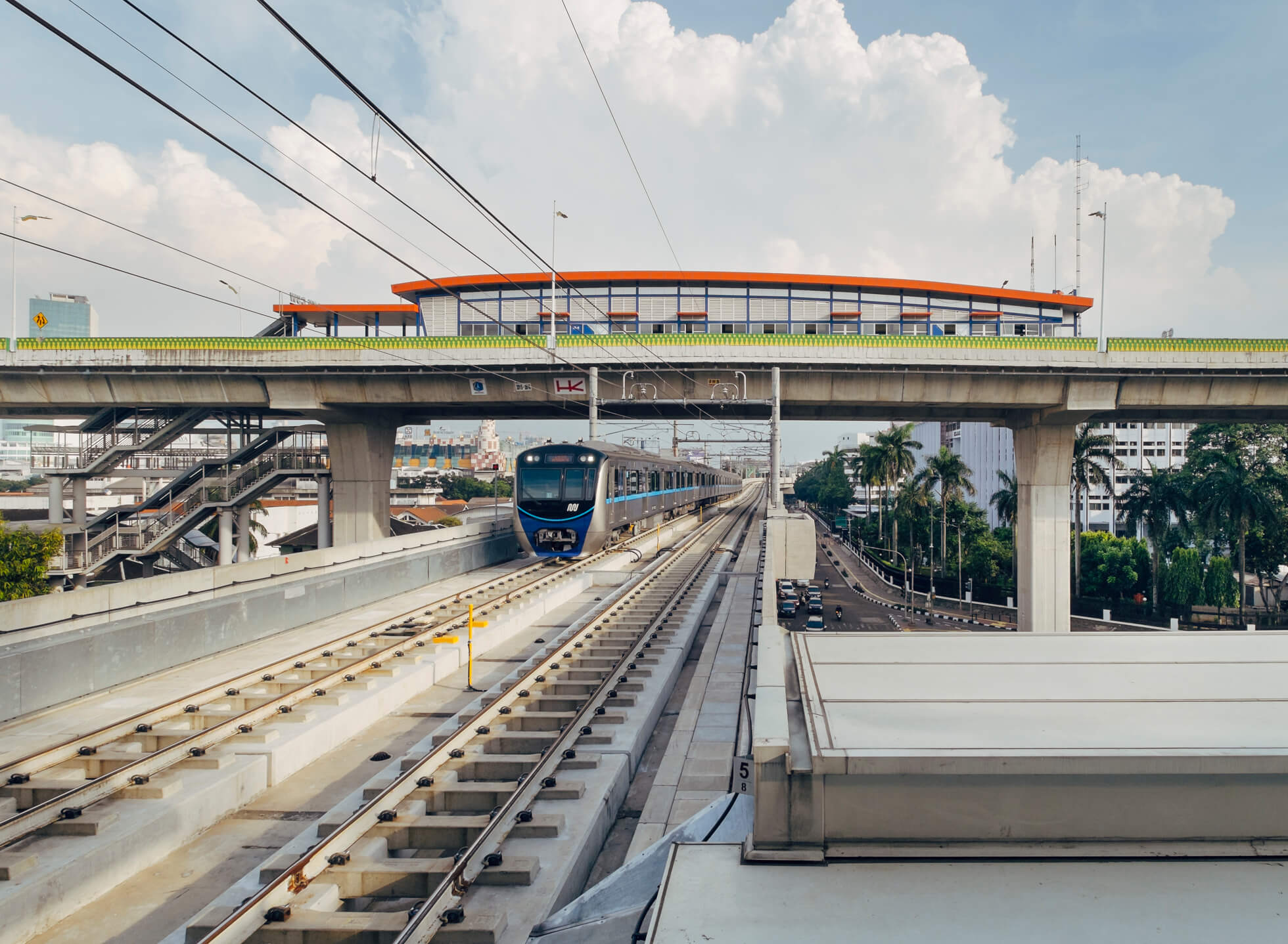 Manual Excursion: MRT Jakarta