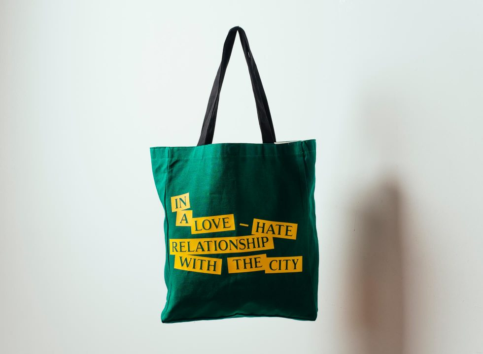 Manual Jakarta x bits & bobs: The City Tote