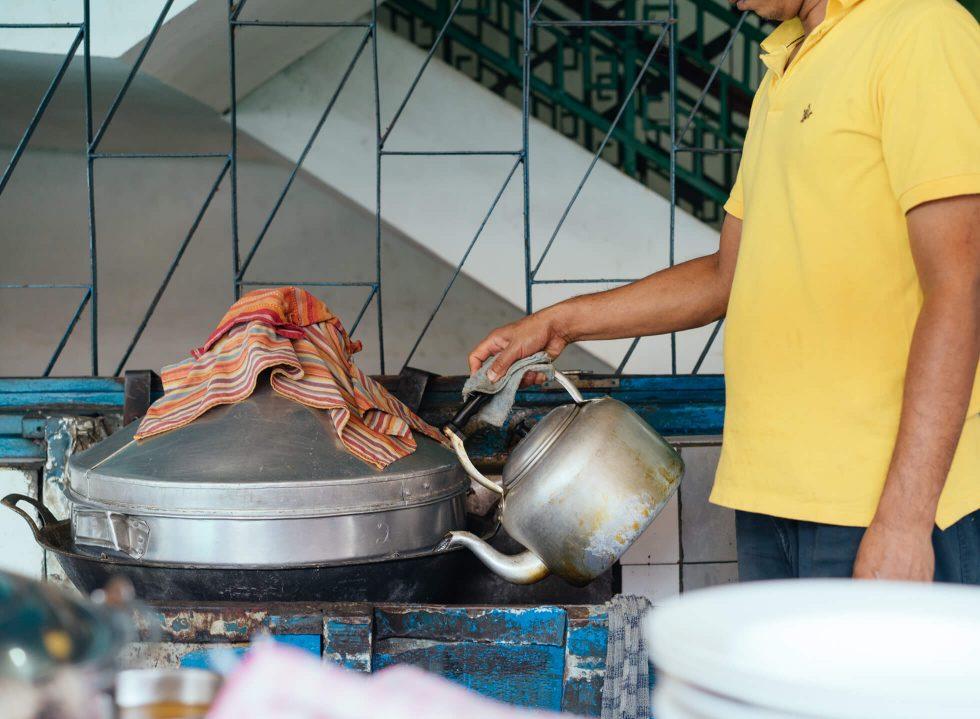 Nasi Tim Pasar Pagi Ayauw