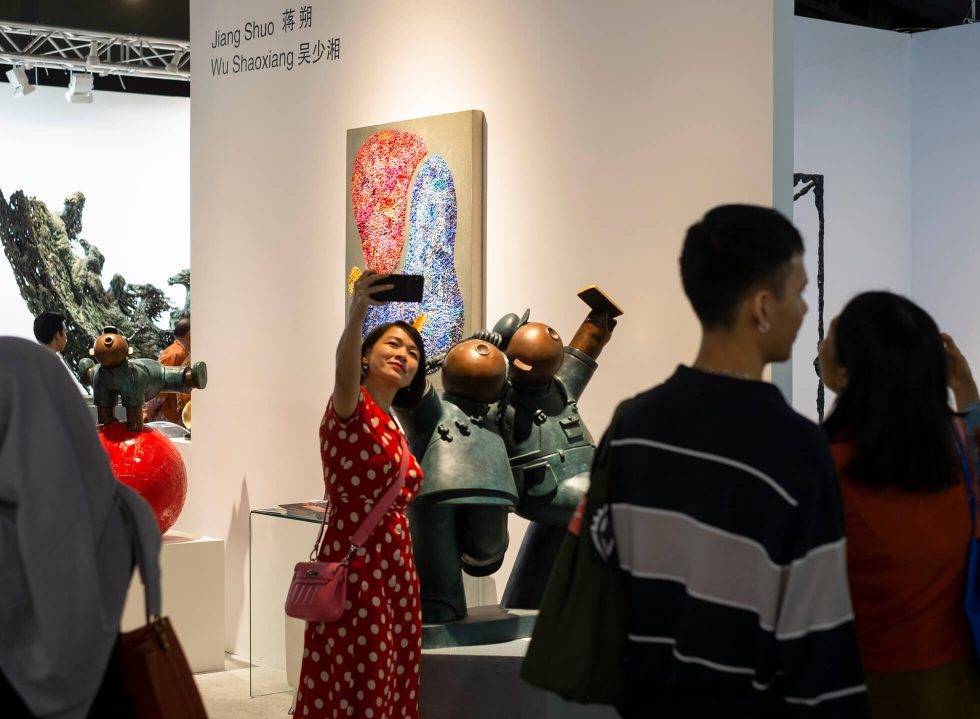The Annual Treat from Art Jakarta 2019